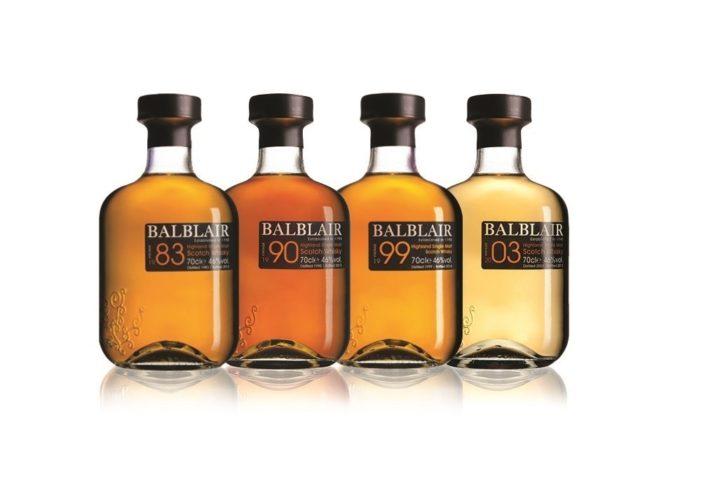 Balblair Single Malt Whisky To Kick Off 2015 With New Vintage Whiskies
