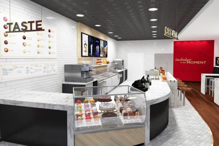 The Häagen-Dazs Shop Premieres An Exciting New Shop Design