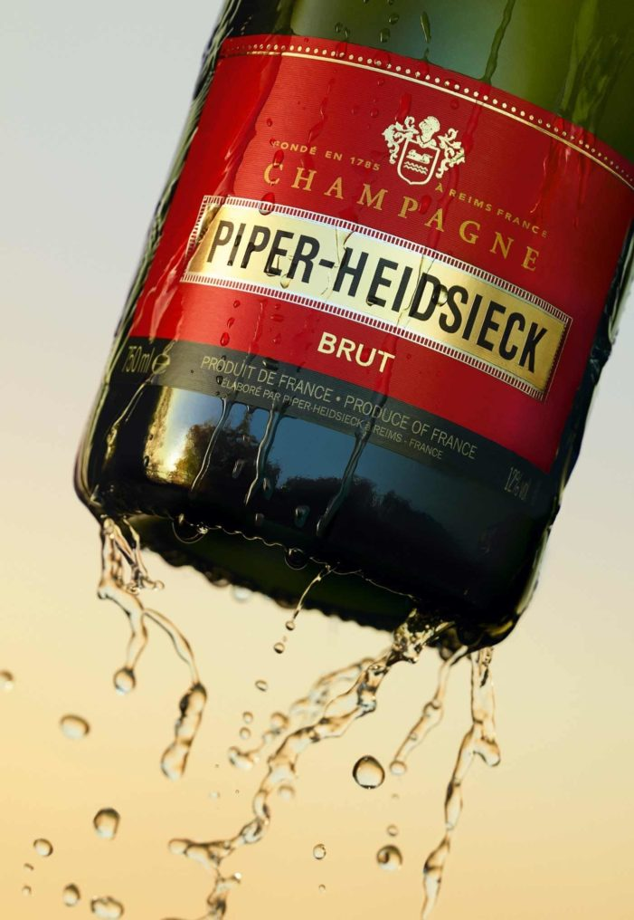 Piper-Heidsieck Named 'Exclusive Champagne of the 87th Academy Awards'