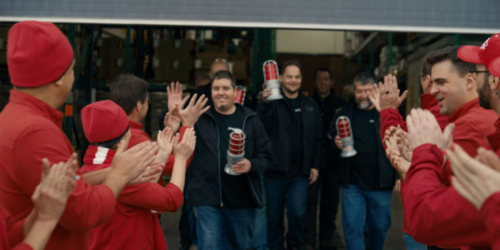 Budweiser Canada Pays Tribute to the 'Home of Goals' in Super Bowl Spot