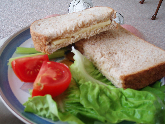 The Decline of a British Favourite – The Cheese Sandwich