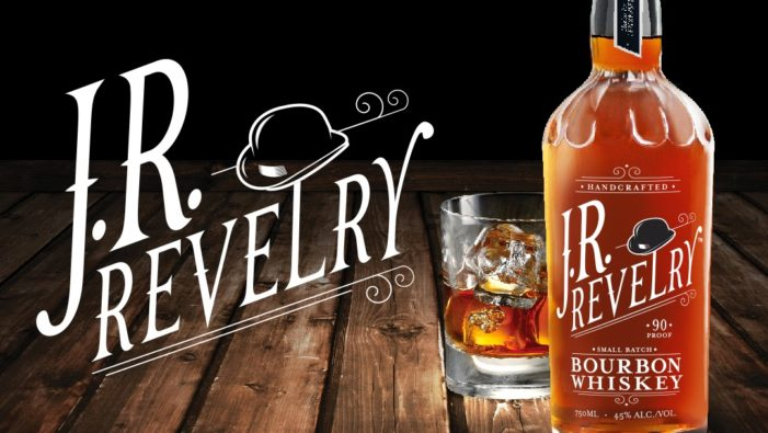Handcrafted Bourbon Whisky J.R. Revelry Launches In New York