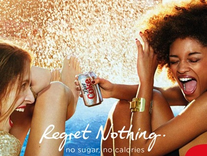 Diet Coke Ditches 'Hunk' & Tells Women To 'Regret Nothing'