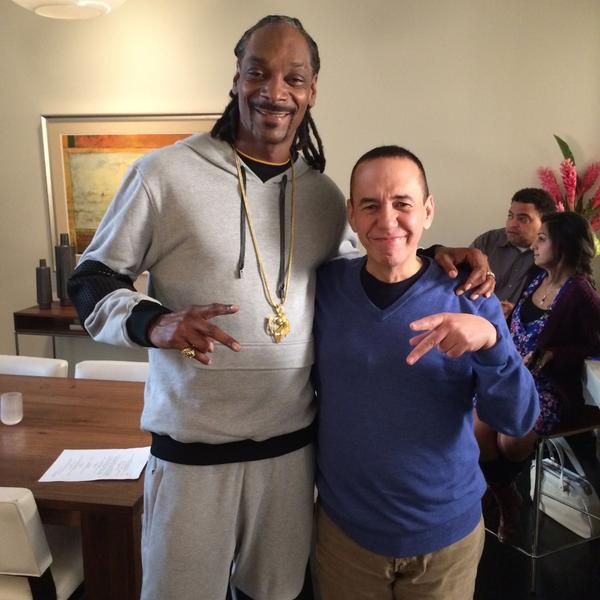 Snoop Dogg & Gilbert Gottfried Diagnose 'Hanger' for Food Delivery App