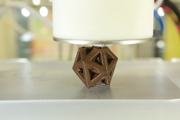 Hershey Offers Personal 3D Printing Of Chocolate Treats