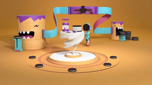 Oreo's New Campaign Wants To Inspire Your World With Fun & Imagination