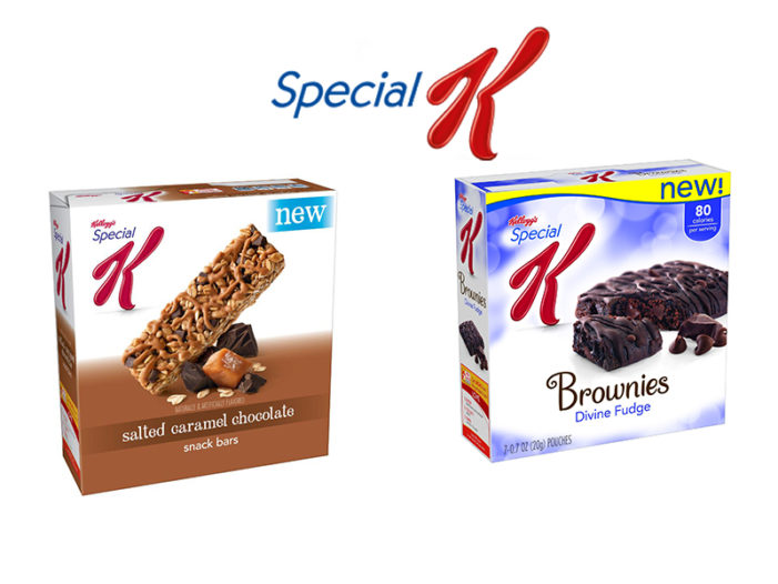 Special K Unveils New Chewy Snack Bars & Brownies For Smart Snacking