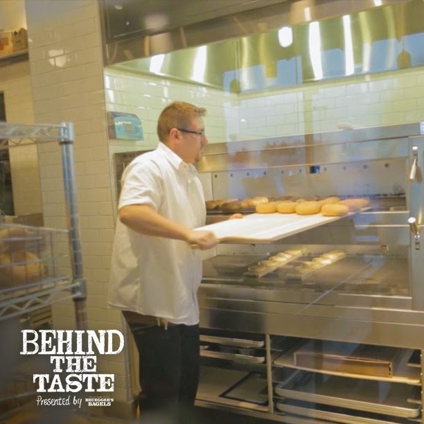 Bruegger's Bagels Launches 'Behind the Taste' Video Series