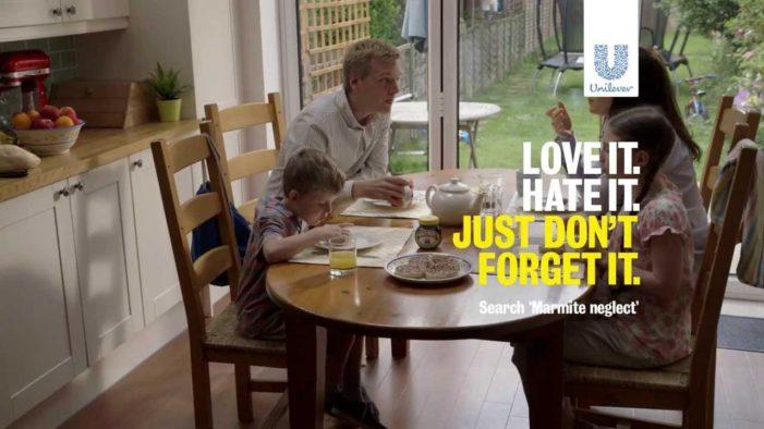 Marmite Teases Return of Controversial #MarmiteNeglect Campaign