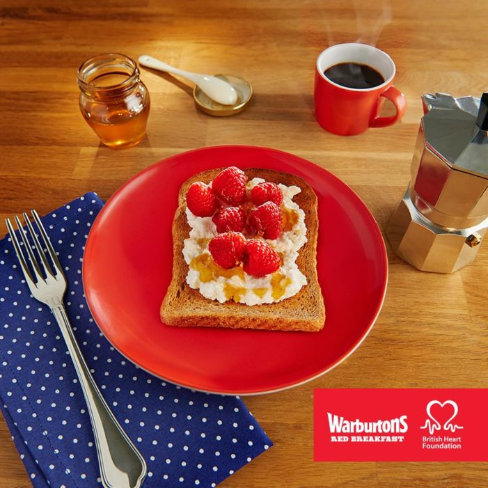 Warburtons & BHF Enjoy a 'Red Breakfast' in Quirky Stop-motion Short