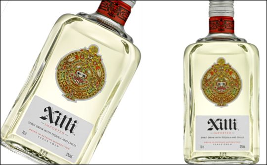 Sedley Place Gets Hot & Spicy with Launch Packs for Xilli Tequila