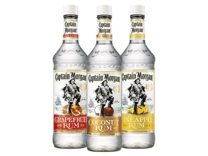 Captain Morgan 'Takes the Beach' with New Flavours