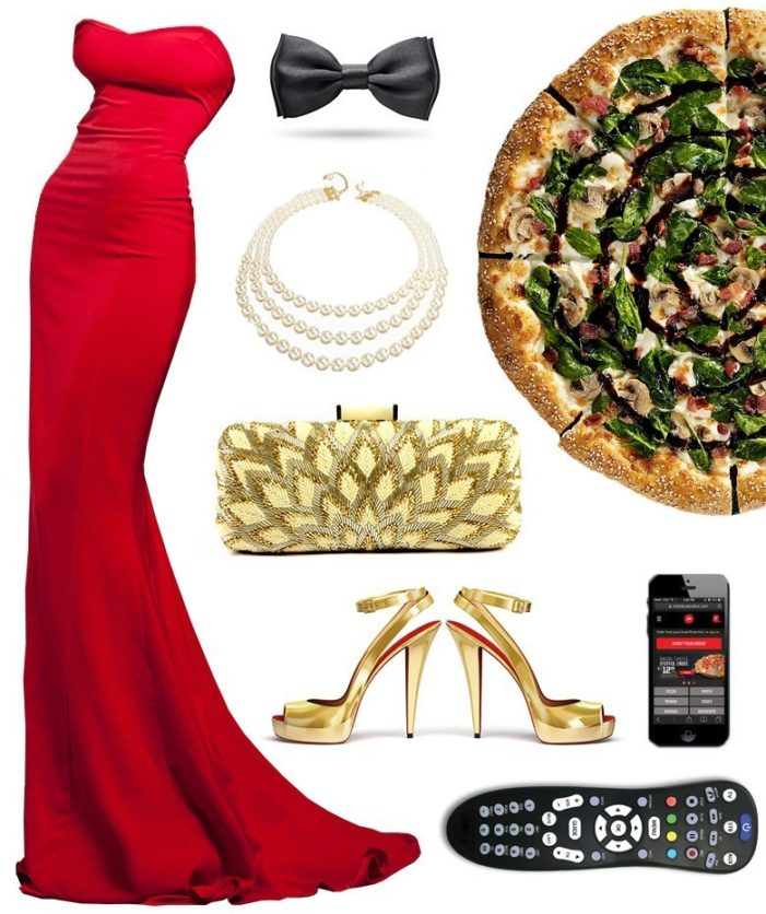 Pizza Hut Gears Up For Hollywood's Biggest Night