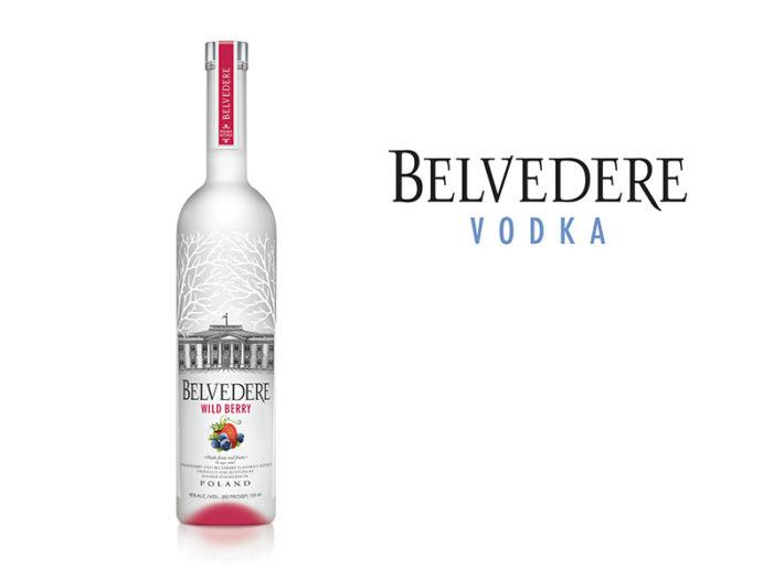 Refresh Your Summer with Belvedere Vodka's Newest Flavour Wild Berry