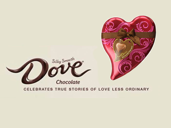 DOVE Chocolate Brings to Life Stories of a Love Less Ordinary this Valentine's Day