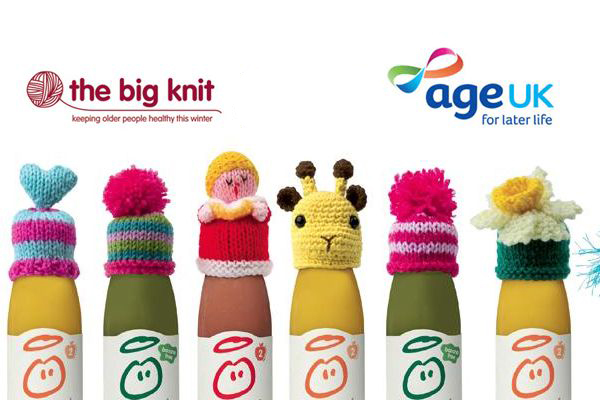 innocent Brings Back its Big Knit Campaign to Raise Funds for Age UK