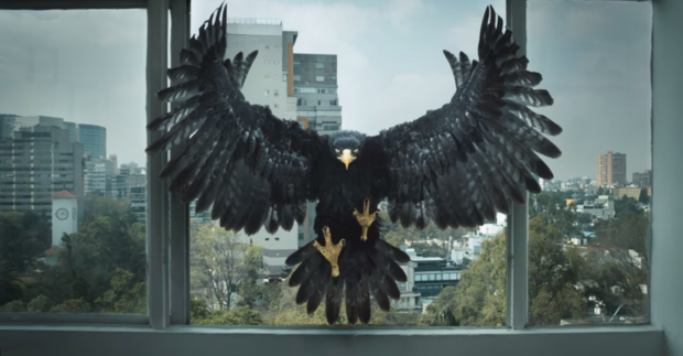 Tecate Light and Saatchi & Saatchi New York Unleash the Black Eagle