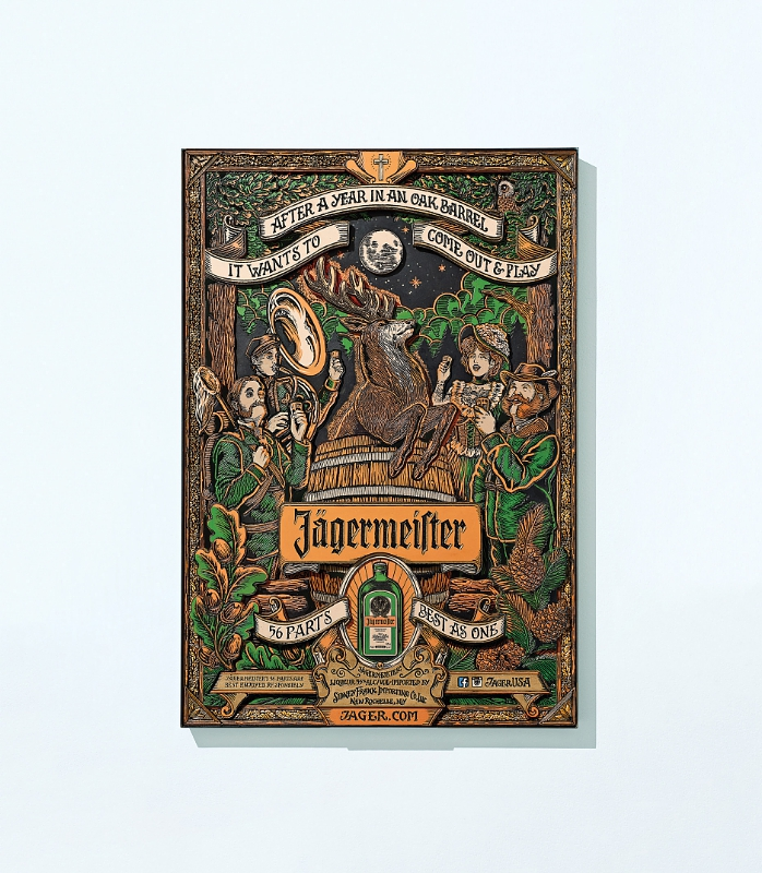 Jagermeister Launches Heritage Campaign in the US
