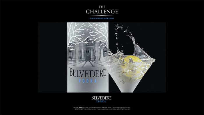 Belvedere Challenges Mixologists Worldwide to Create a Legendary Cocktail