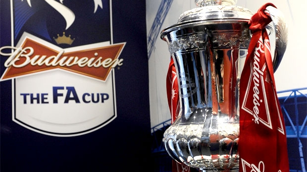 The English Football Association Name Budweiser as Official Beer of The FA Cup