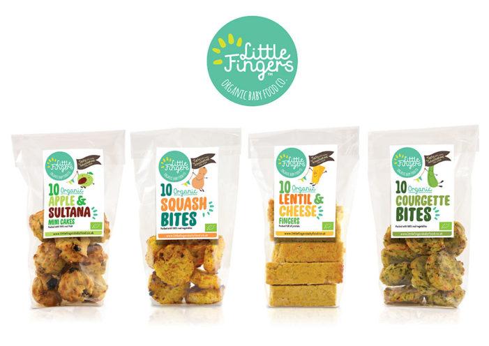 Sun Branding Solutions Creates Branding For Kid's Food Brand Little Fingers