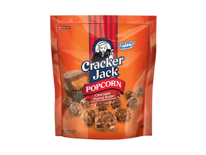 Cracker Jack Brand Debuts New Flavour for Popcorn Lovers in the US