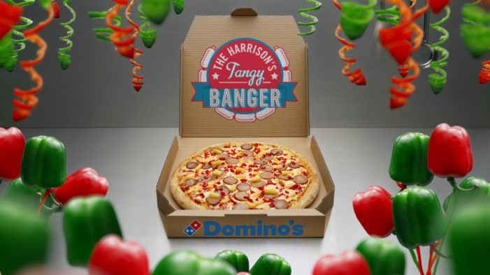 Domino's Rolls Out Create-Your-Own Platform Called 'Pizza Legends' In UK