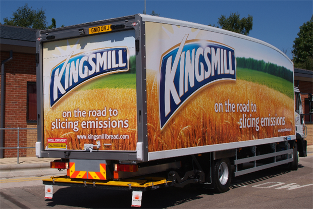 Tesco Give Up Kingsmill Bread