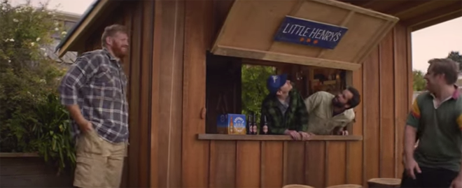Speights & DDB New Zealand Help a Mate Out Over a Cold One