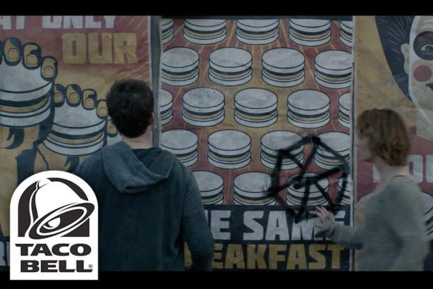 Taco Bell's New Campaign Pokes Fun at Traditional Fast-Food Breakfast Items