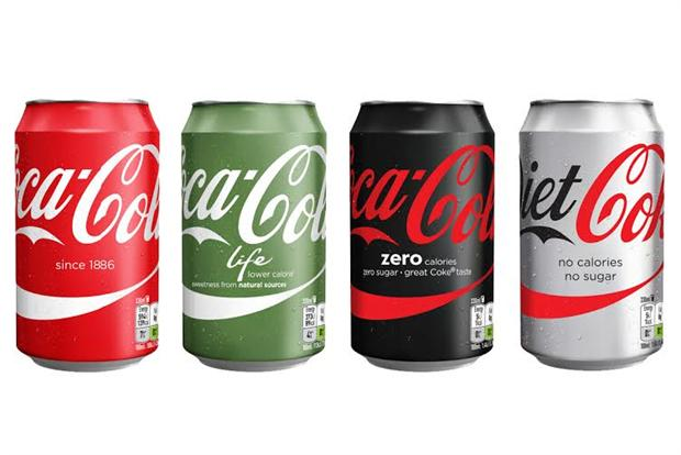 """Coca‑Cola Great Britain To Introduce New """"One Brand"""" Strategy"""