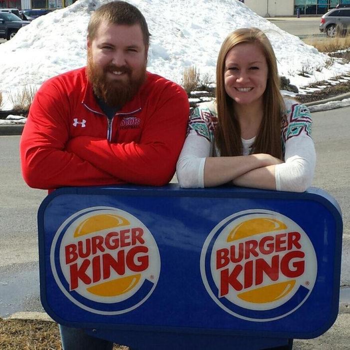 Burger King to Pay For Real Life Burger & King Wedding