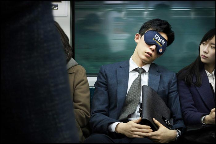 Cheil WW & Burger King Korea Help Sleepy Commuters Reach Their Stops