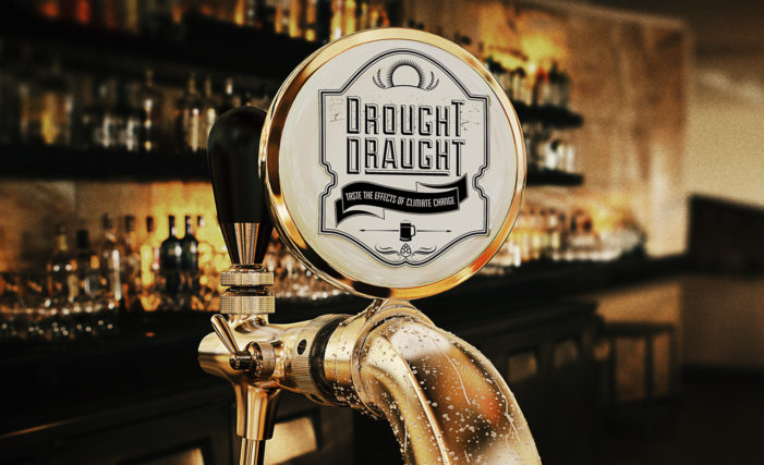 GPY&R Brisbane & WWF Create Drought Draught For Climate Change Awareness