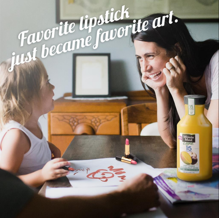 New Minute Maid Campaign Celebrates the Good in Every Family