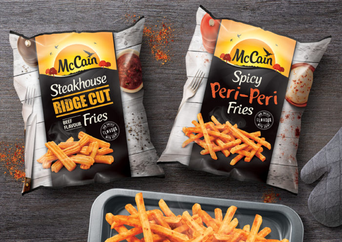 BrandOpus Make Dinners More Delicious With McCain Adult Range Launch