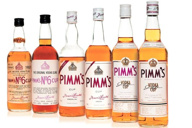 Diageo Bring Back Pimms Vodka Cup Amid City of London Club Pressure