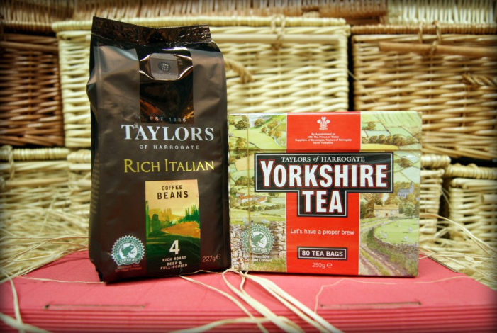 Yorkshire Tea & Taylors Coffee Now Part of Mars Drinks' Portfolio