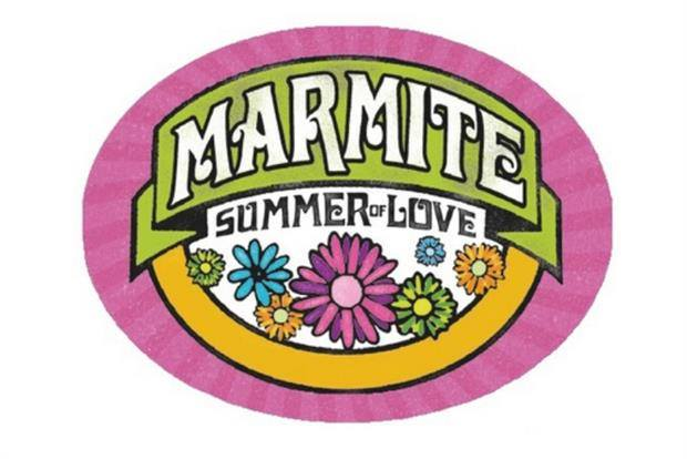 Marmite Readies 'Summer of Love' Campaign With New Logo Design