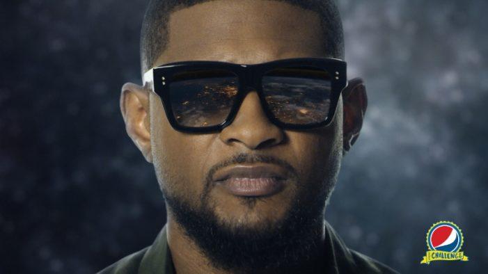 Pepsi, Usher & UrtheCast Partner To Create An Epic Film Adventure