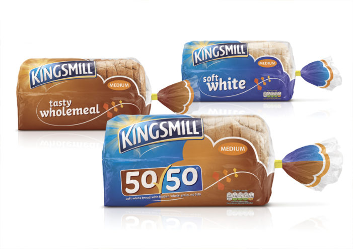 BrandOpus Help Kingsmill Fly High With Redesign