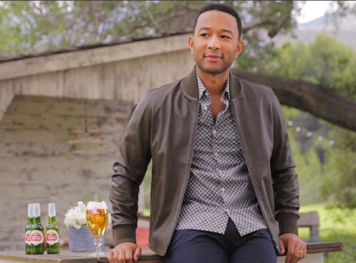 Stella Artois & John Legend Launch 'Host Beautifully'