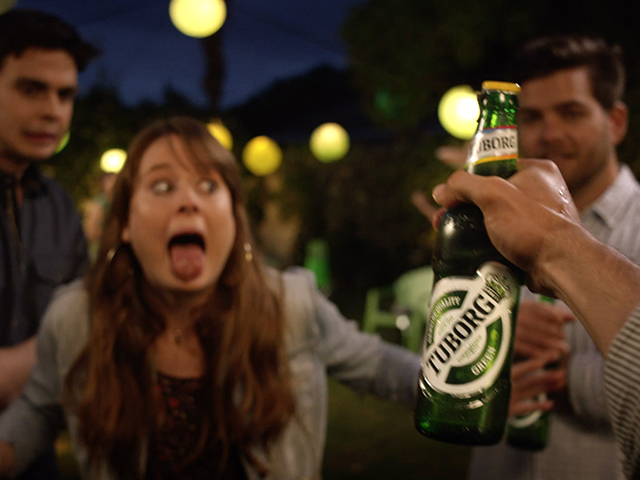 CLM BBDO Parties Hard in Fun-fuelled Campaign for Tuborg