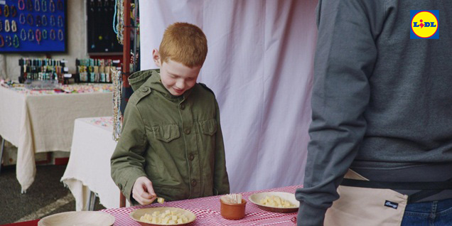 Lidl Taste Tests The Public In Real-Reaction Brand Campaign