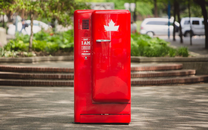 Molson Canadian & Google Team To Launch Latest Beer Fridge Promotion