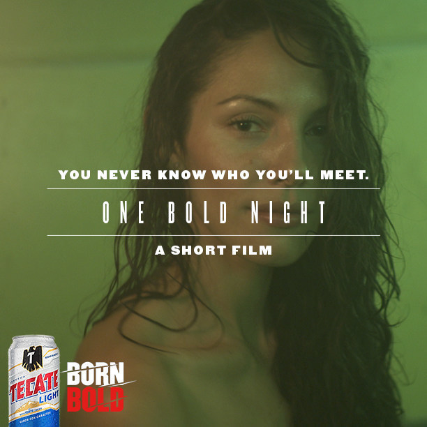 """Tecate Light Invites Consumers on """"One Bold Night"""" with their Iconic Black Eagle"""