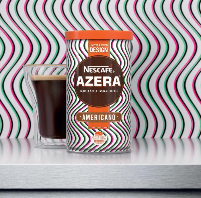 Nescafé Azera & Tesco Embrace New Creative Talent with PSONA 12's Help