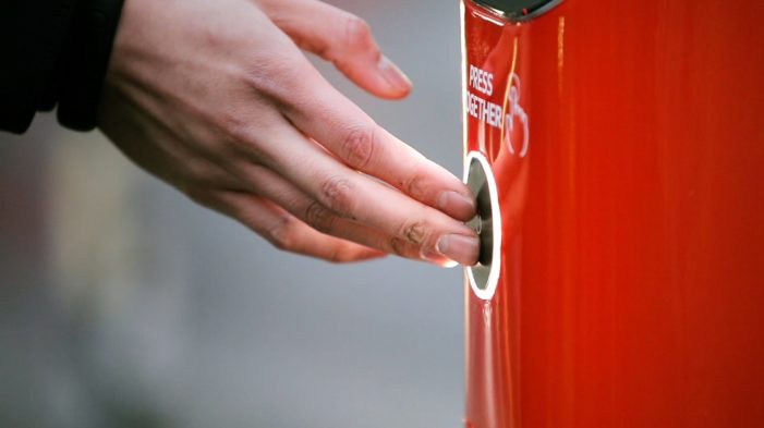 Nescafe Uses Coffee To Help People Make Instant Connections