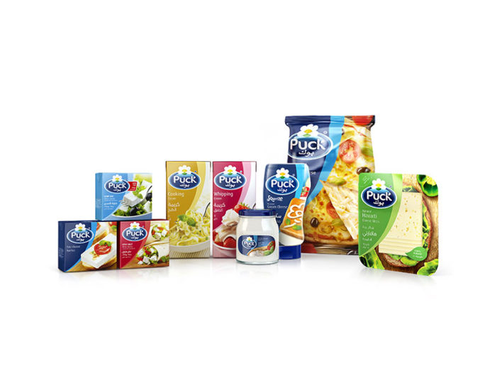 pi Global Launches New Look For Arla Foods' Puck Brand