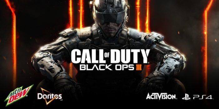 Mountain Dew & Doritos Team with Call of Duty for Double XP in Zombies